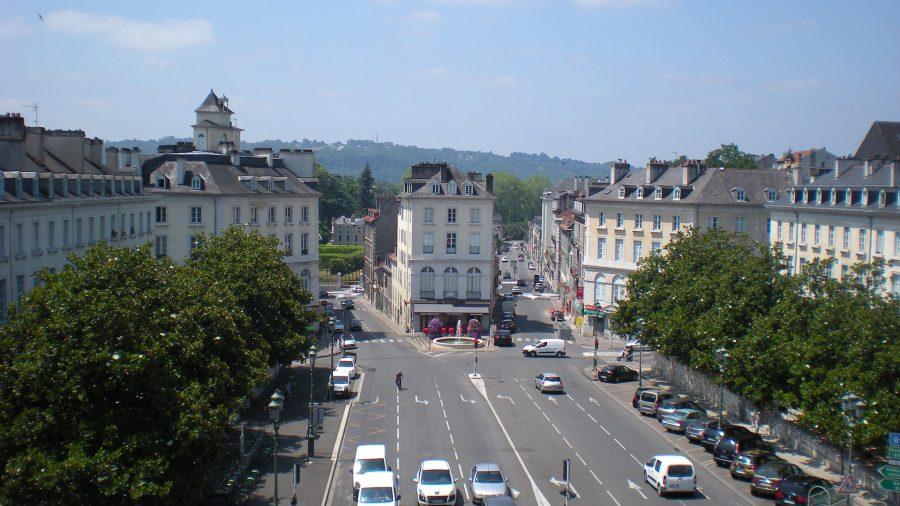 Place Gramont PAU